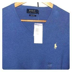 Men's Ralph Lauren Polo V-neck sweater